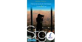 Plano-Guía Santiago de Chile 2020