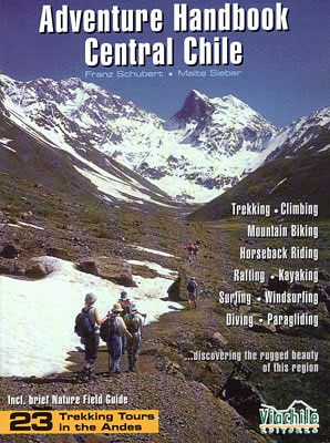 Adventure Handbook Central Chile